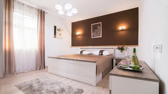 Profesionalno fotografiranje apartmana - soba 1 - Split, Dalmacija, Hrvatska
