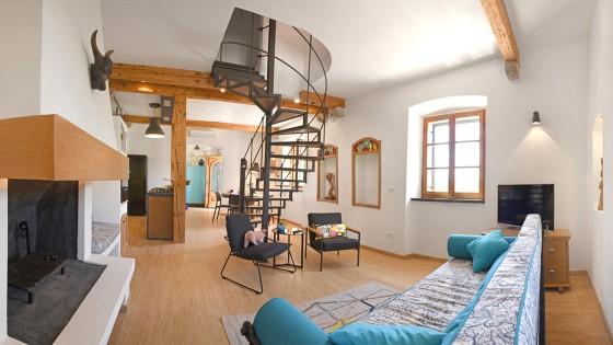Profesionalno fotografiranje apartmana - interijer - Sumartin - Split, Dalmacija, Hrvatska