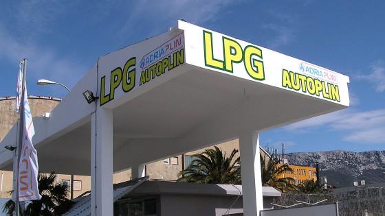 Profesionalna izrada reklama - Adria plin - Split, Dalmacija, Hrvatska