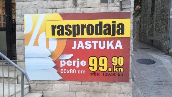 Izrada reklama - banner - Split, Dalmacija, Hrvatska