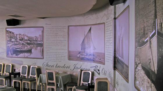 Oslikavanje interijera - Split, Dalmacija, Hrvatska