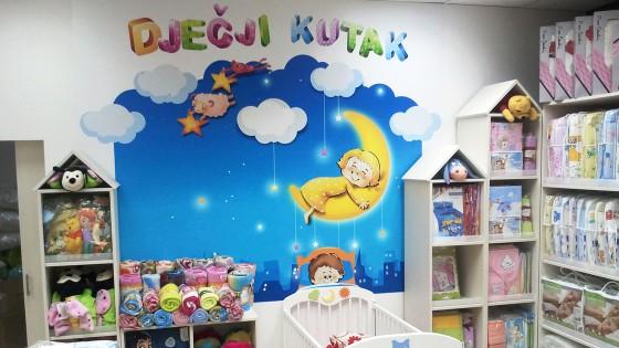 Oslikavanje dječjih soba - Split, Dalmacija, Hrvatska