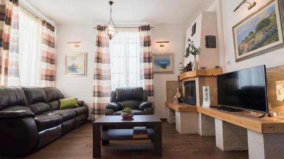 Slikanje apartmana - Svjetionik Sućuraj, interijer - Split, Dalmacija, Hrvatska