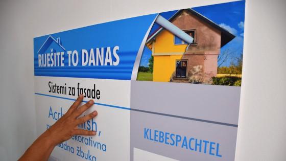 Sustavi za prezentaciju - forex ploce - Knauf - Split, Dalmacija, Hrvatska