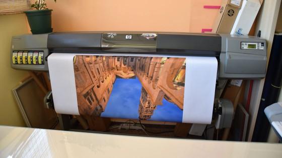 Tisak velikog formata - printanje na platnu - Split, Dalmacija, Hrvatska