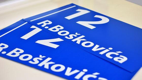 Izrada znakova - Izrada kućnih brojeva - Split, Dalmacija, Hrvatska